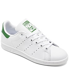 Big Kids Originals Stan Smith Casual Sneakers from Finish Line