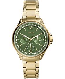 Women's Sadie Gold-Tone Stainless Steel Bracelet Watch 38mm