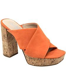 Illy Platform Dress Sandals