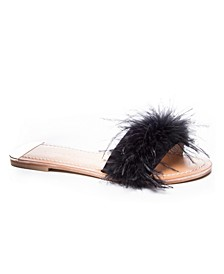 Zoey Flat Sandals