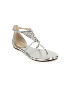 Nellis Dress Flat Sandal