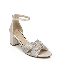 Jewel Badgley Mischka Nicolette Evening Sandal