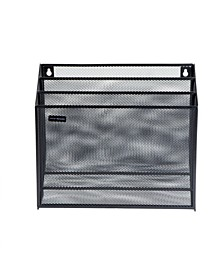 Mesh 3 Tier Wall File Holder