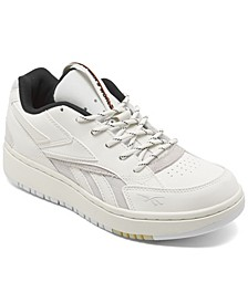 Women's Court Double Mix Casual Sneakers from Finish Line