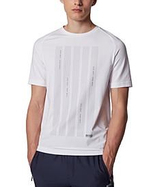 BOSS Men's Thilix White T-Shirt