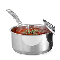 Deals on Cuisinart Chef's Classic Stainless Steel 1.5 Qt. Covered Saucepan
