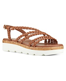 Batter Braided Platform Sandals