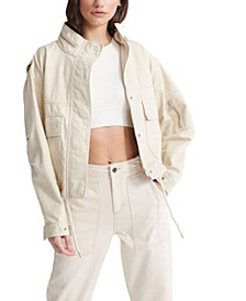 Women's Bora Cropped Jacket