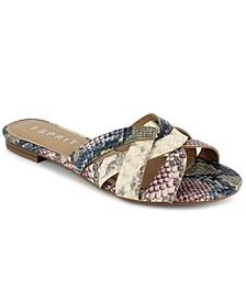 Katherine Women's Flat Sandals