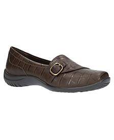 Cinnamon Comfort Slip Ons