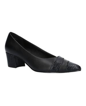 Elle Block Heel Pumps Women's Shoes