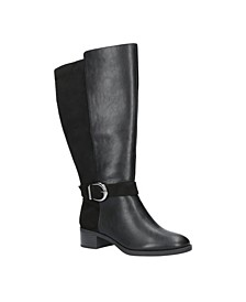 Victoria Plus Athletic Shafted Tall Boots