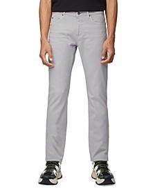 BOSS Men's Delaware Open Grey Jeans