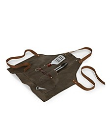 Legacy® by BBQ Apron with Tools & Bottle Opener