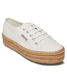 Women's 2730 Cotropew Platform Espadrille Sneakers