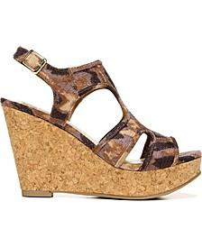 Women's Kenzie Slingbacks Wedge Sandal