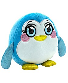 Squeezy, Squishy, Moldable Plush, Stuffed Animal, Penguin