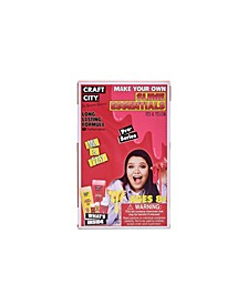 - Karina's Make Your Own Slime Essentials Bundle Slime Essential Red and Yellow