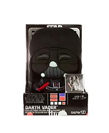 "Star Wars Medium Heroez 7"" Plush Pin Set Darth Vader"