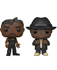 Pop Rocks Notorious B.I.G. and Tupac Collectors Set