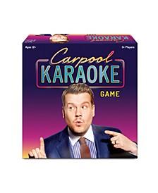 Carpool Karaoke Board Game