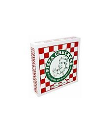 Fun Supreme Pizza Checkers Board Game