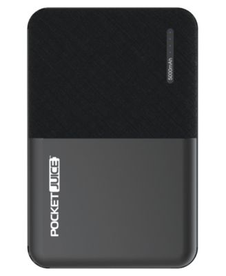 Tzumi Electronics 5000 mAh Slim Pro Pocket Juice