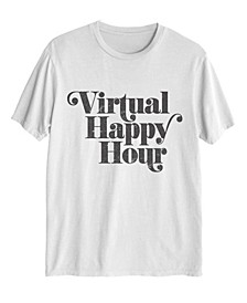 Women's Virtual Happy Hour T-shirt