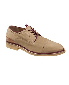 Men's Wagner Cap Toe Oxfords