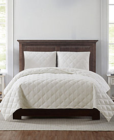 Truly Soft Everyday 3D Puff King Quilt Set