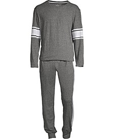 Men's 1901 Crew Top Jogger Pant Set