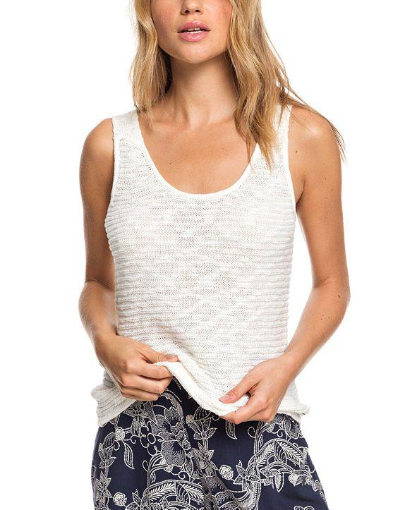 Roxy Mystic Dance Sleeveless Sweater