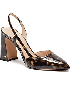 Women's Adelaide Slingback Pumps