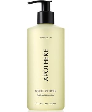 White Vetiver Liquid Soap