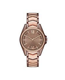 Women's Whitney Two-Tone Watch 38mm