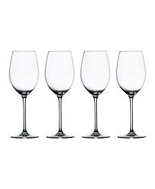 Moments White Wine Glass, Set of 4