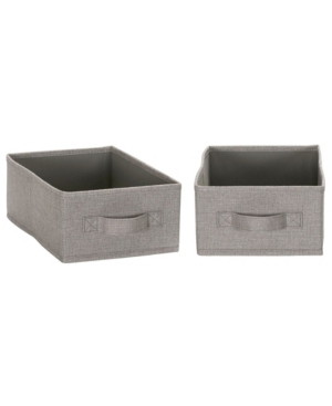 Household Essentials Clothing HOUSEHOLD ESSENTIAL NARROW CLOSET ORGANIZER DRAWERS 2 PACK