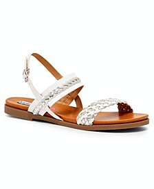 Little Girls Flat Sandal