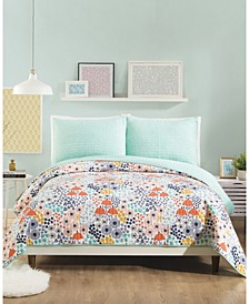 Mayflower 3-Piece Quilt Sets
