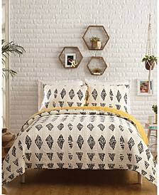 Prosperity 3-Piece Full/Queen Quilt Set