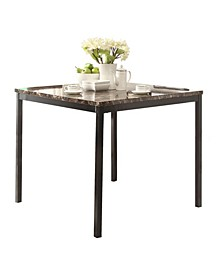 Homelegance Lindsey Counter Height Dining Room Table