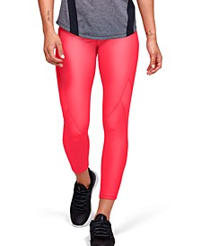 Women's HeatGear® Jacquard Compression Leggings