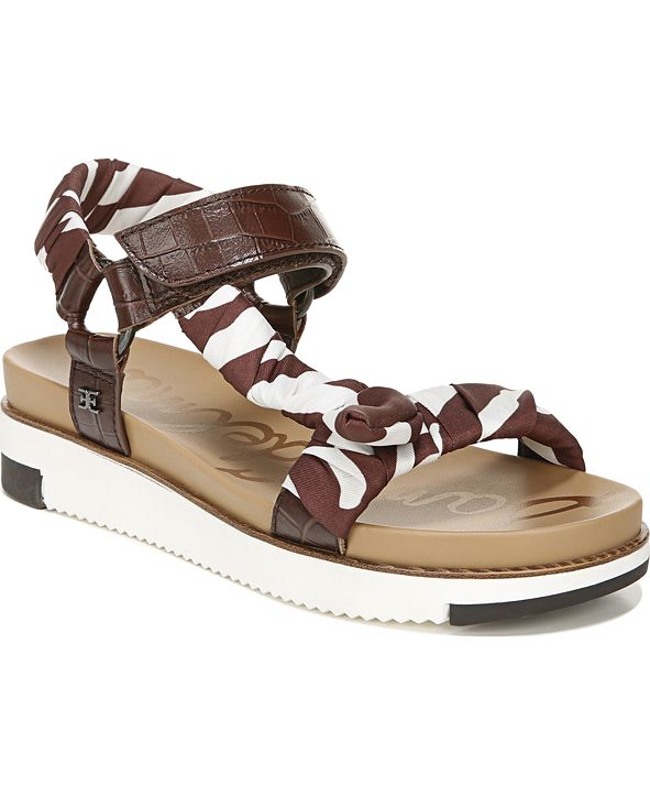 Sam Edelman Ashie Footbed Sandals