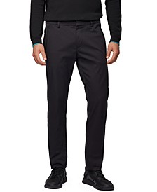 BOSS Men's Rogan Slim-Fit Trousers