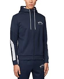 BOSS Men's Saggy Regular-Fit Hooded Sweatshirt