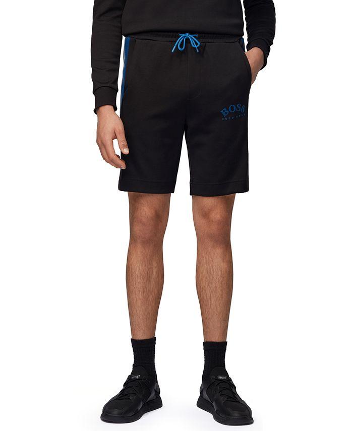 Hugo Boss - Men's Headlo Slim-Fit Jersey Shorts