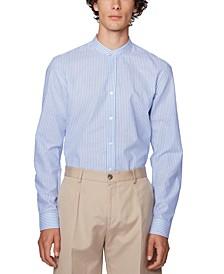 BOSS Men's Jorris Slim-Fit Evening Shirt