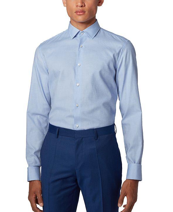 Hugo Boss BOSS Men's Jacques Slim-fit Shirt