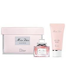 Receive a Complimentary Miss Dior Eau de Parfum 2-Pc. Gift with any $150 Dior Women's Fragrance Purchase