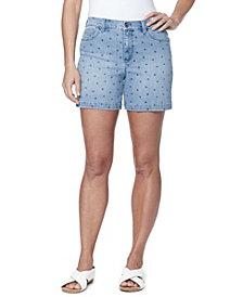Gloria Vanderbilt Women's Amanda Denim Shorts